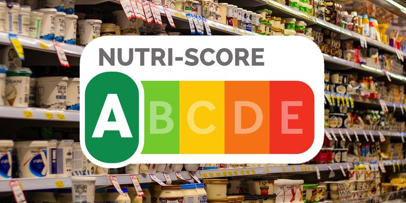 Nutri score for food soon in European supermarkets