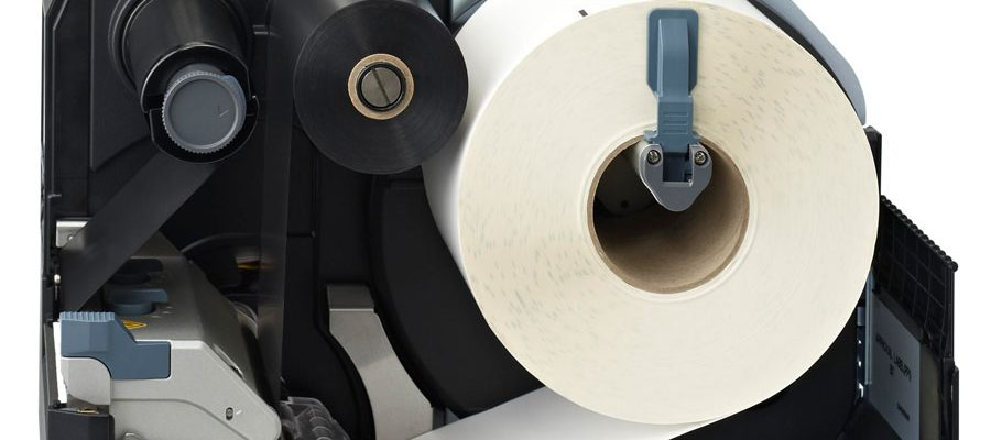 label printer inside