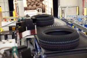 Continental tyre labeling system