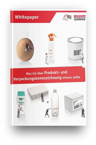 Whitepaper zu Kennzeichnungstechnologien