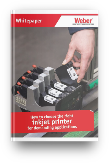 Weber Marking Systems whitepaper cover