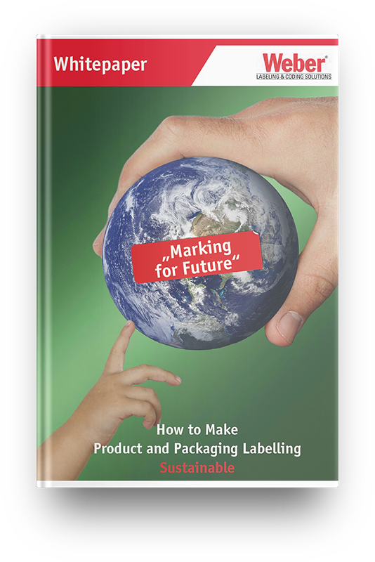 Whitepaper cover sustainable labeling